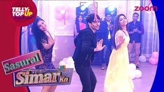 Anjali To Accept Simar's Dance Challenge In 'Sasural Simar Ka'  | TellyTopUp
