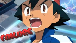 Major Pokemon Controversy: Ash Will Always Be a Failure!