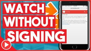 How To Watch Age Restricted Videos On YouTube On Phone