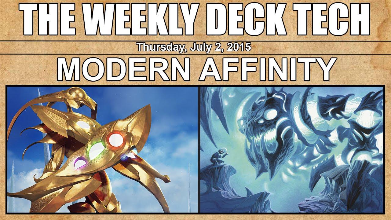 Modern Sideboard Tech Mtg Weekly Deck Tech Modern