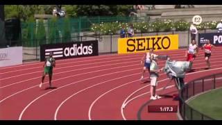 IAAF World Junior Championships 2014 - Men's 4x400 Metres Relay Heat 3