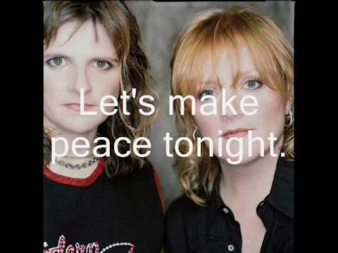 Indigo Girls - Peace Song