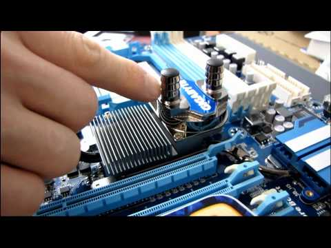 Gigabyte 890FXA-UD7 Phenom II X6 Crossfire Motherboard Unboxing & First Look Linus Tech Tips
