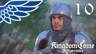 KINGDOM COME DELIVERANCE | LEARNING TO READ PART 10 - Let's Play Gameplay