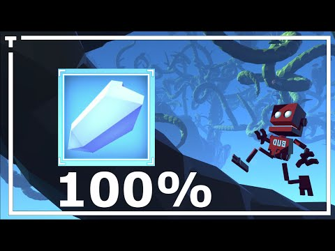 Grow Home - 100% All crystals Location