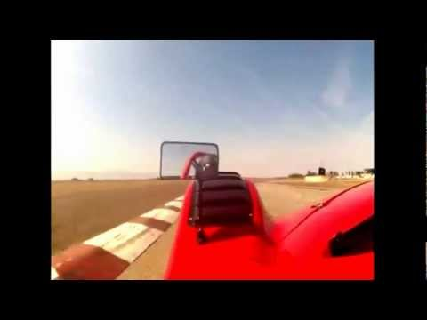 Radical SR3 - Buttonwillow Track Report