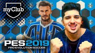 PES 2019 MY CLUB - O INICIO!!!! PARTE #01