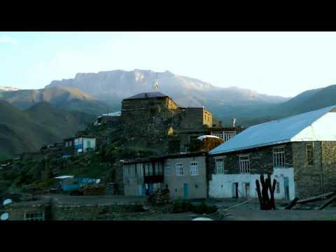 Mountains of Azerbaijan (HD)