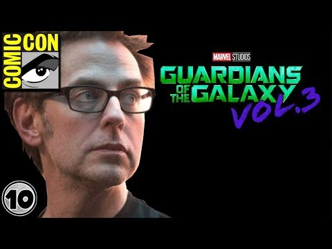 James Gunn Fired From Guardians Of The Galaxy Volume 3