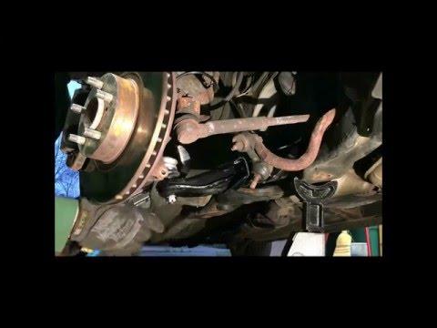 Stubborn Subaru Impreza Ball Joint Replacement Guide