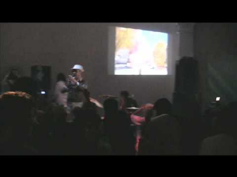 Wallpaper. performs T REX at BLOW UP LA