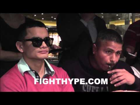 ROBERT GARCIA SAYS MARCOS MAIDANA HITS HARDER THAN MIGUEL COTTO