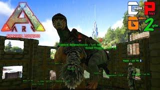 Ark Survival Evolved   Mating Therizinosaurus U0026 Tree Platform   S06E10