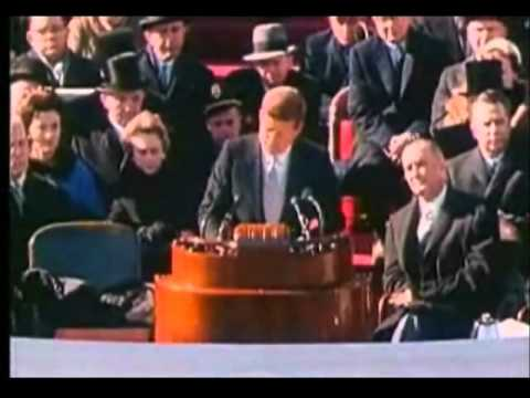 john f kennedy inaugural speech