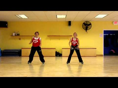 Zumba: Time Of My Life (the Dirty Bit), Black Eyed Peas - Warm Up video
