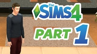 The Sims 4 Walkthrough Gameplay Part 1 - MOVING IN (Let