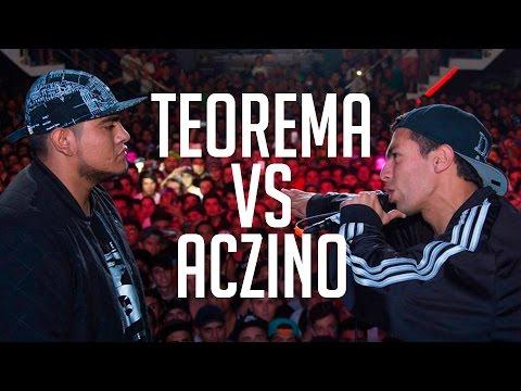 BDM Deluxe 2016 / Final / Teorema vs Aczino