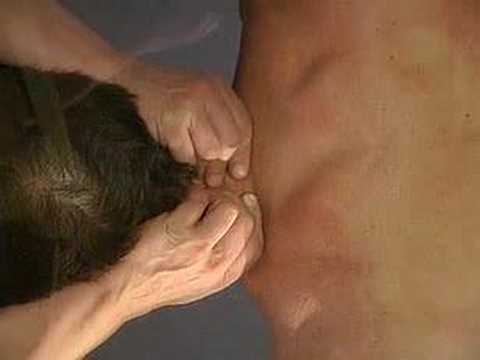 Frozen Shoulder Syndrome - Massage tutorial DVD