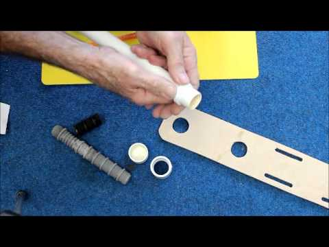 Making an Easy and Cheap Quilting Frame