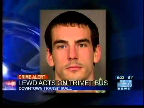 Police seek more victims after lewd conduct on TriMet bus