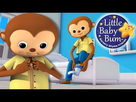 Getting Dressed Song | Little Baby Bum | Nursery Rhymes for Babies | Videos for Kids
