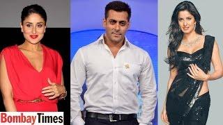 Kartina-Salman-Kareena: India's Most Admired Celebs - BT