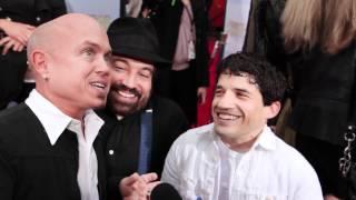 Martin Klebba, Danny Woodburn, Mark Povinelli - Mirror Mirror Premiere