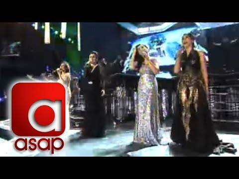 Sarah, Angeline, Lani, Lea in diva showdown