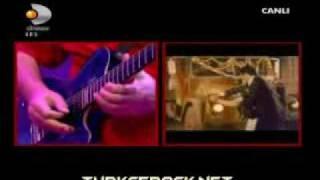 Cahit Berkay & Grup Zan Selvi Boylum Al Yazmalim live