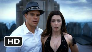The Adjustment Bureau Official Trailer #1 - (2010) HD