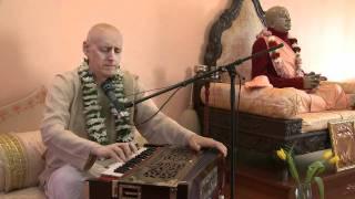 2010.04.22. Kirtan by H.G. Sankarshan Das Adhikari - Riga, LATVIA