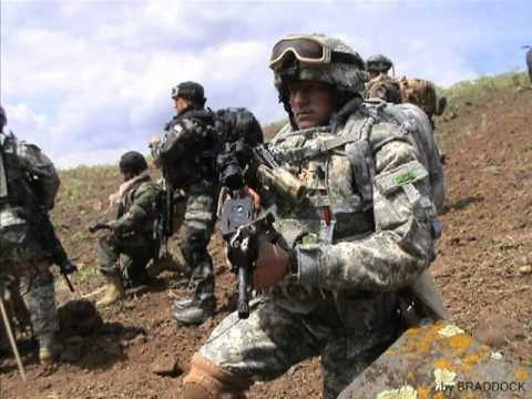 US SPECIAL FORCES AFGHANISTAN  FRENCH SPECIAL FORCES,