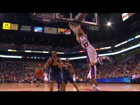 Phoenix Suns 2009-2010 Season Highlights Video
