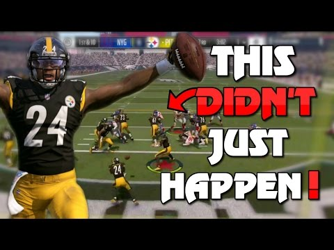 YOU'LL NEVER BELIEVE WHAT DEVONTA FREEMAN DID in my First Game Back!! Madden 17 Draft Champions