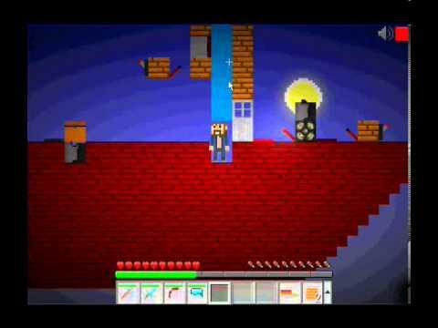 Mine Blocks Update 1.25 - 2D Minecraft