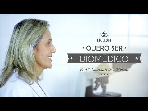 Quero ser Biomédico