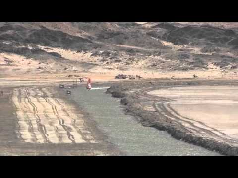 The Quest for Speed - Luderitz 2013 - Day 7