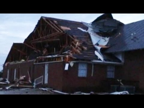 Wicked Spring Weather Includes Tornadoes and Flooding