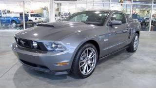 2011 Ford Mustang GT 5.0 6-spd Start Up, Exhaust, and In Depth Tour