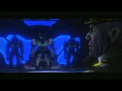 Halo 3 Cutscenes: The Movie (Part 2) HD (High Definition)