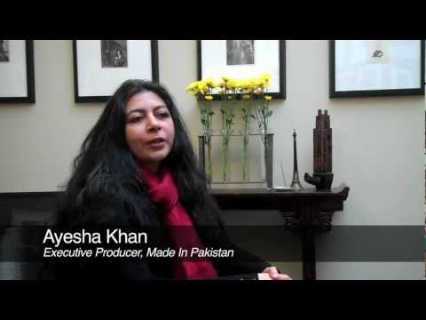 Caravanserai - Interview with Ayesha Khan