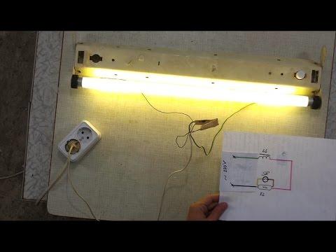 Светильник с светодиодными лампами своими руками 65