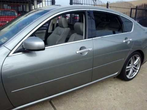 2006 infiniti m35 sport package youtube. Black Bedroom Furniture Sets. Home Design Ideas