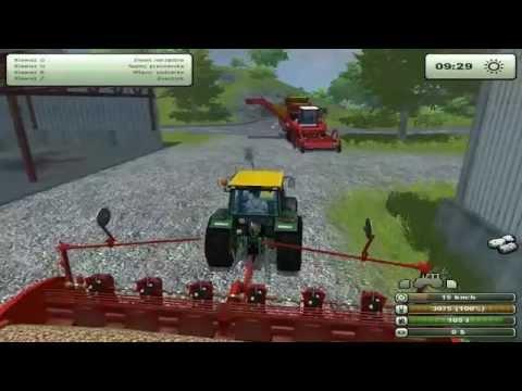 Zagrajmy w Farming Simulator 2013 na multiplayer #26 Ok. 900K wydane czyli najdroższy odcinek :D