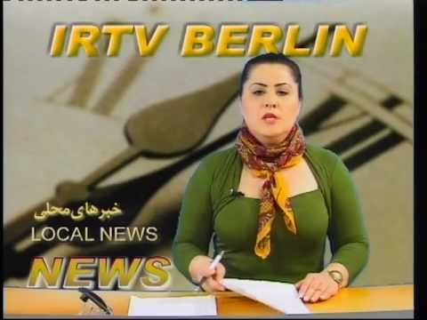 IRANIAN TV Berlin 22.05.2011 Nachrichten+Kommentar+Local News