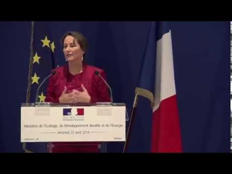 Ségolène Royal annonce les chantiers prioritaires du ministère