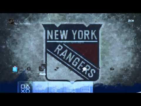 Dynamic Rangers Blue Nhl New York Rangers Dynamic