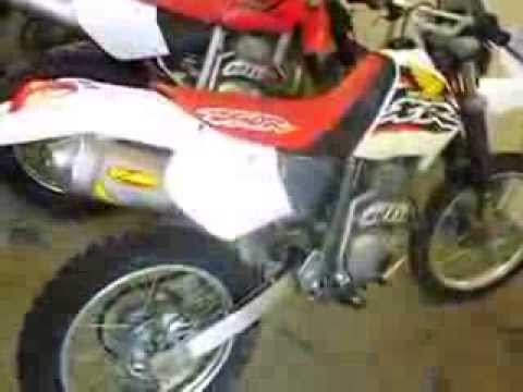Honda xr 250 1997 -Power Core 4