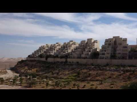 Pondering Israeli Settlements in the West Bank