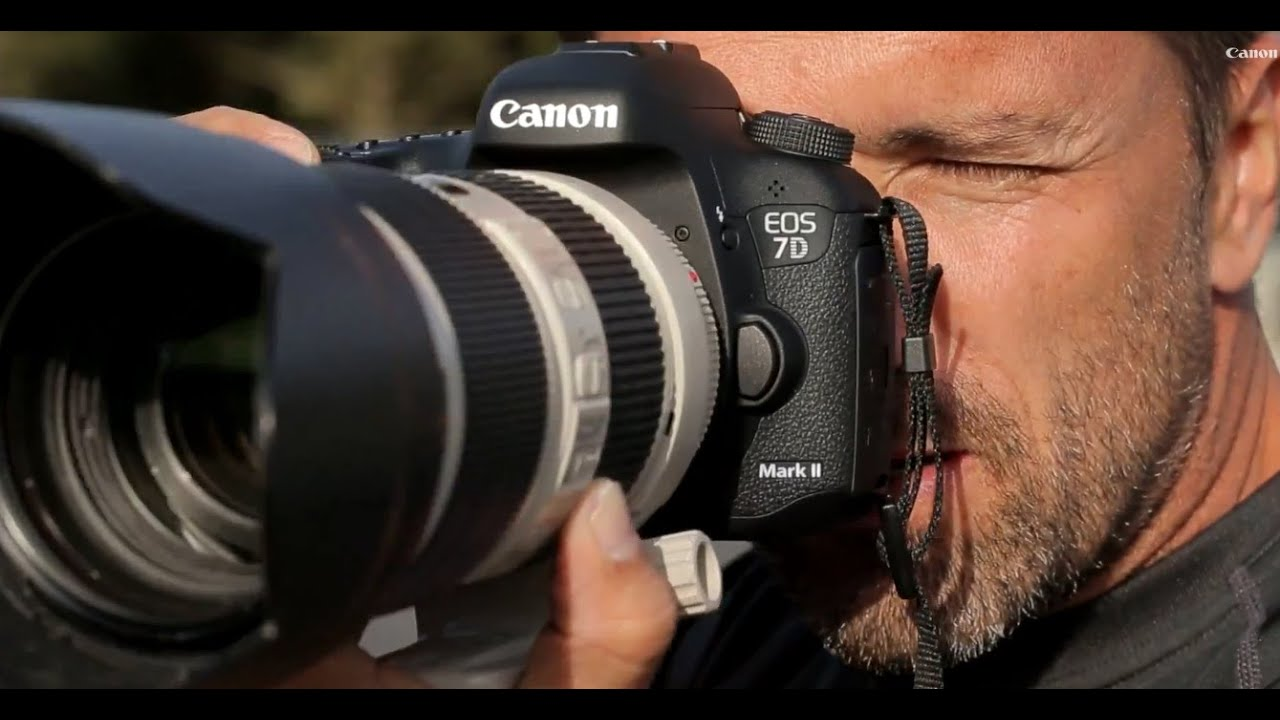 exclusive canon eos 7d mark ii dslr first test youtube. Black Bedroom Furniture Sets. Home Design Ideas